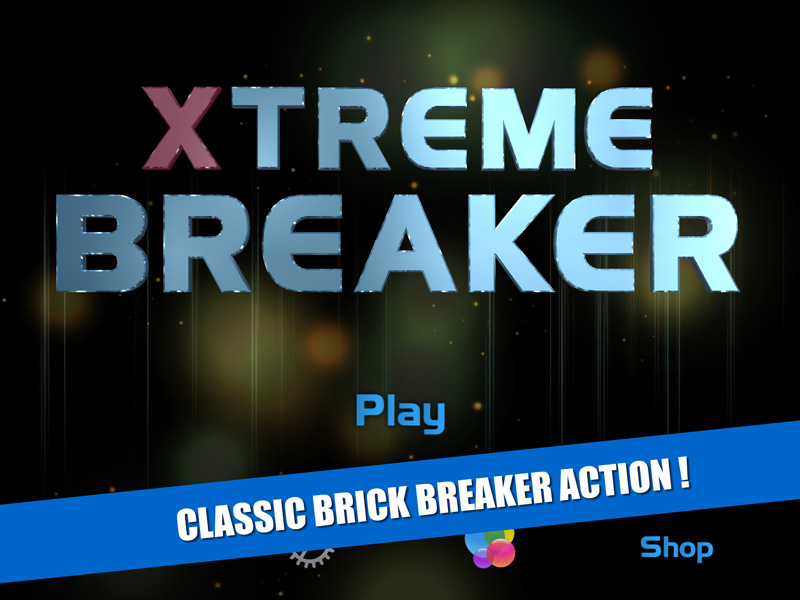 brick breaker game